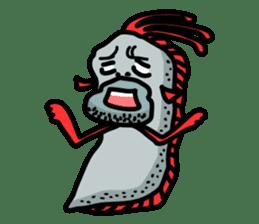 Slender oarfish LINE Stickers sticker #658016