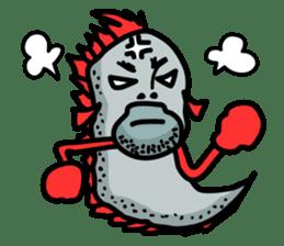 Slender oarfish LINE Stickers sticker #658020