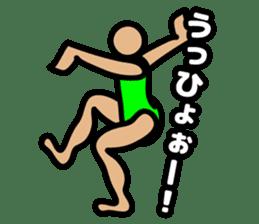 body language man sticker #658673