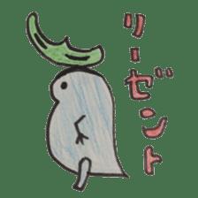 water flea sticker #660738