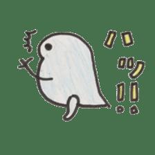 water flea sticker #660742