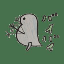 water flea sticker #660743
