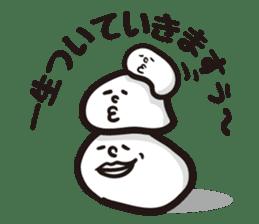 TAIKO MOCHI sticker #660901