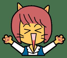 nikuziru-kun!(an office worker pig) sticker #661173