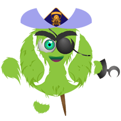 Tenny - The Ball Pirate