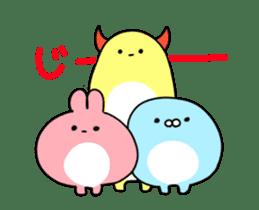 Punipuni-Friends sticker #663071