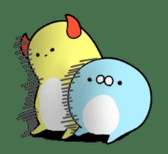 Punipuni-Friends sticker #663077