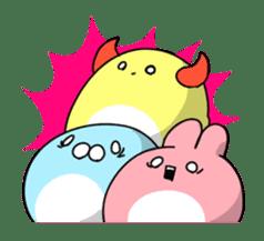 Punipuni-Friends sticker #663081