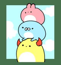 Punipuni-Friends sticker #663088