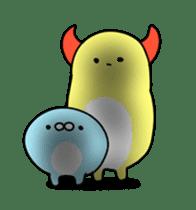 Punipuni-Friends sticker #663095