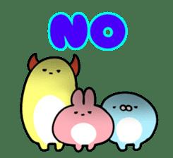 Punipuni-Friends sticker #663105