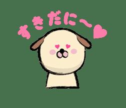 shimaneken's happy days sticker #663668