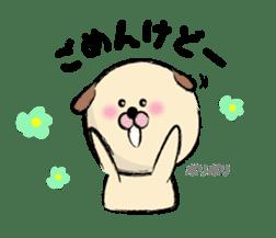 shimaneken's happy days sticker #663670
