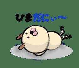 shimaneken's happy days sticker #663678