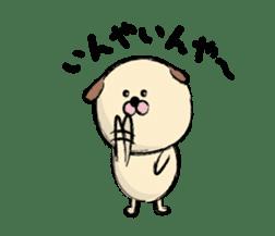 shimaneken's happy days sticker #663688