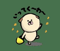 shimaneken's happy days sticker #663696