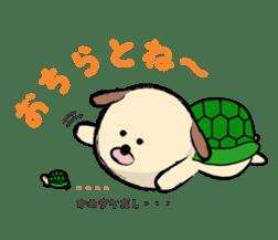 shimaneken's happy days sticker #663701