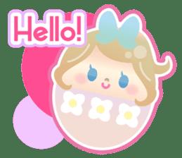 Happy Egg Friends sticker #664026