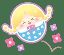 Happy Egg Friends sticker #664027