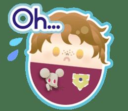 Happy Egg Friends sticker #664029