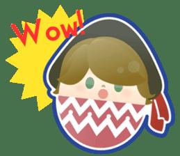 Happy Egg Friends sticker #664030