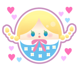Happy Egg Friends sticker #664032