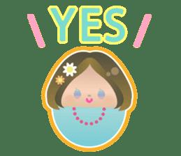 Happy Egg Friends sticker #664035