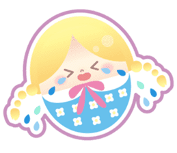 Happy Egg Friends sticker #664039