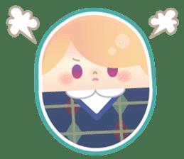 Happy Egg Friends sticker #664040