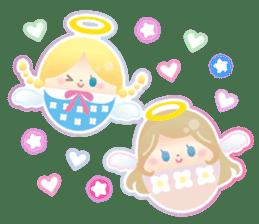 Happy Egg Friends sticker #664042