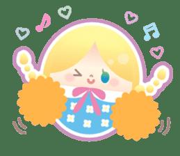 Happy Egg Friends sticker #664045