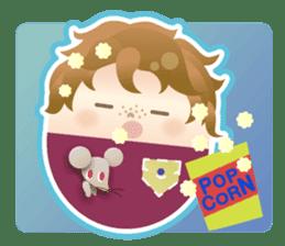 Happy Egg Friends sticker #664046