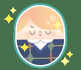Happy Egg Friends sticker #664047