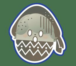 Happy Egg Friends sticker #664050