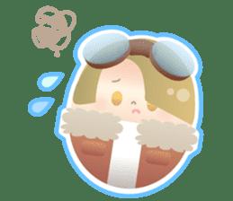 Happy Egg Friends sticker #664053