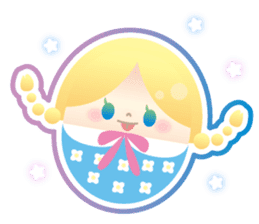 Happy Egg Friends sticker #664055