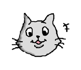 crazycutecat sticker #664226
