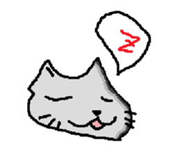 crazycutecat sticker #664230