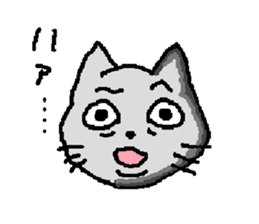 crazycutecat sticker #664234
