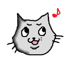 crazycutecat sticker #664240