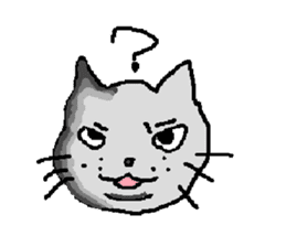 crazycutecat sticker #664265