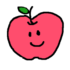 """apo-san"" the apple"