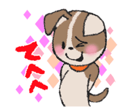 Life dog sticker #667072