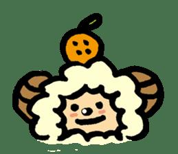 Hitsuji-chan sticker #667227