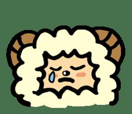 Hitsuji-chan sticker #667232
