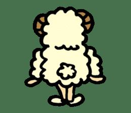 Hitsuji-chan sticker #667234