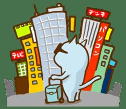 """Doll Fan """"MEGANEKO"""" sticker #669323"""