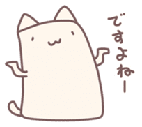 Uiro-Cats sticker #670499