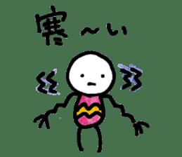 Muhyori sticker #671530