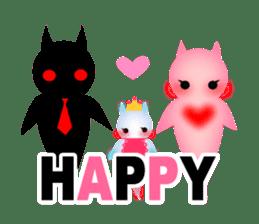Clione family sticker #671690